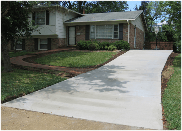 Image result for concrete driveways