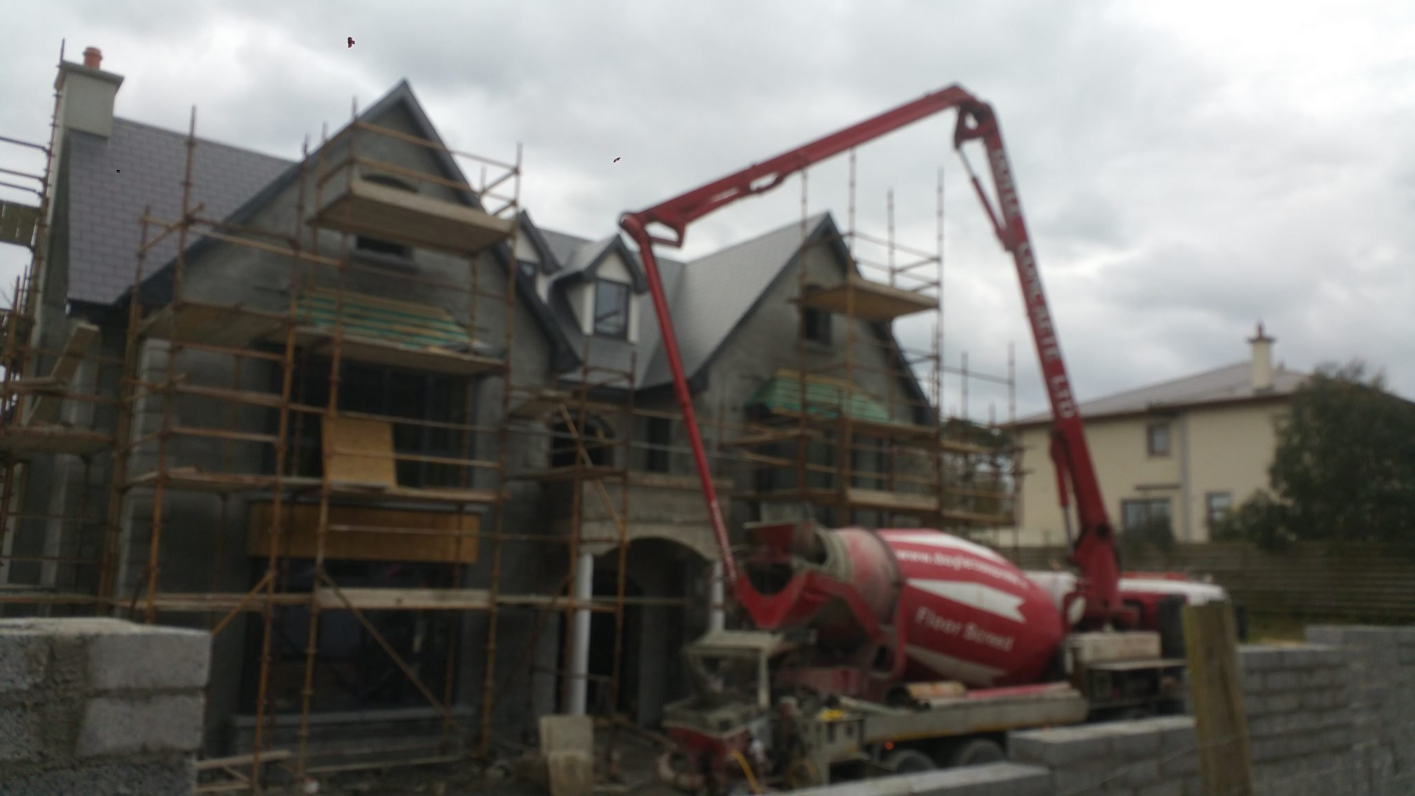 Private House Brendan Mare Constrution 600sq Meters